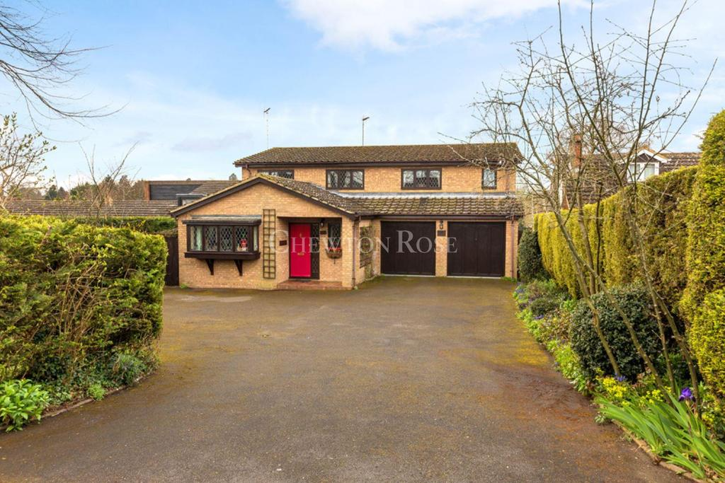 5 Bedrooms Detached House for sale in Leighton Buzzard