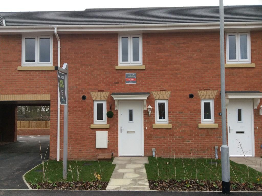 2 Bedrooms Terraced House for sale in Sunningdale Way , Gainsborough