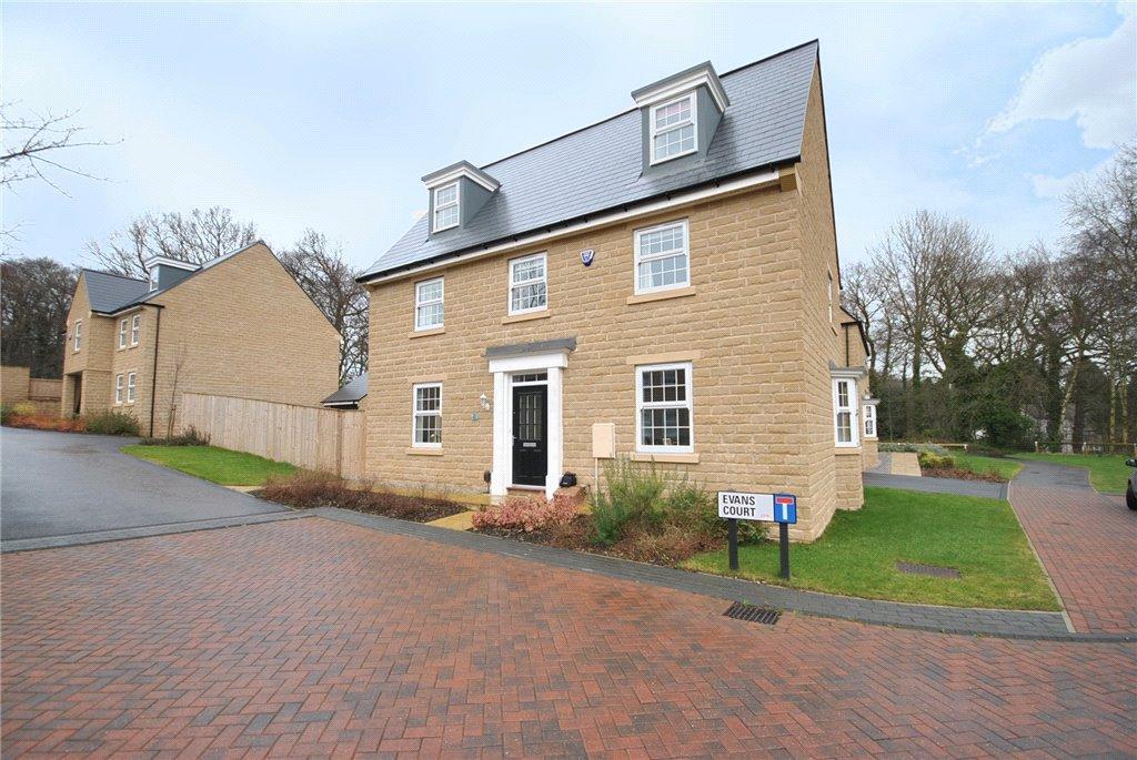 5 Bedrooms Detached House for sale in Evans Court, Bodington Manor, Adel, Leeds