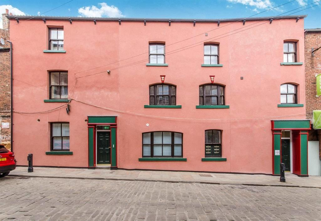 2 Bedrooms Apartment Flat for sale in White Rose Apartments, 7-9 Bank Street, Wakefield, West Yorkshire