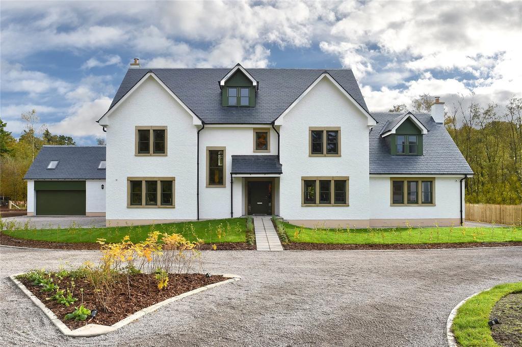 6 Bedrooms Detached House for sale in Plot 2 Medwyn Road, Medwyn Road, West Linton, Peeblesshire