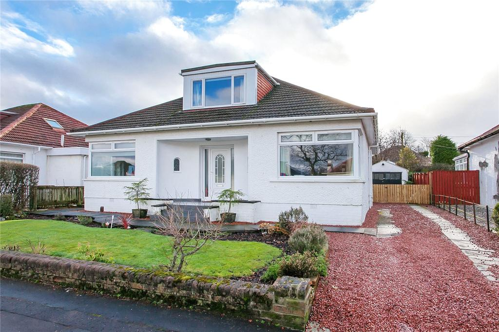 3 Bedrooms Bungalow for sale in Lauderdale Drive, Newton Mearns, Glasgow, Lanarkshire
