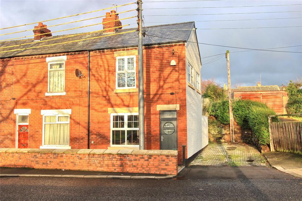 2 Bedrooms End Of Terrace House for sale in Church Lane, Eston