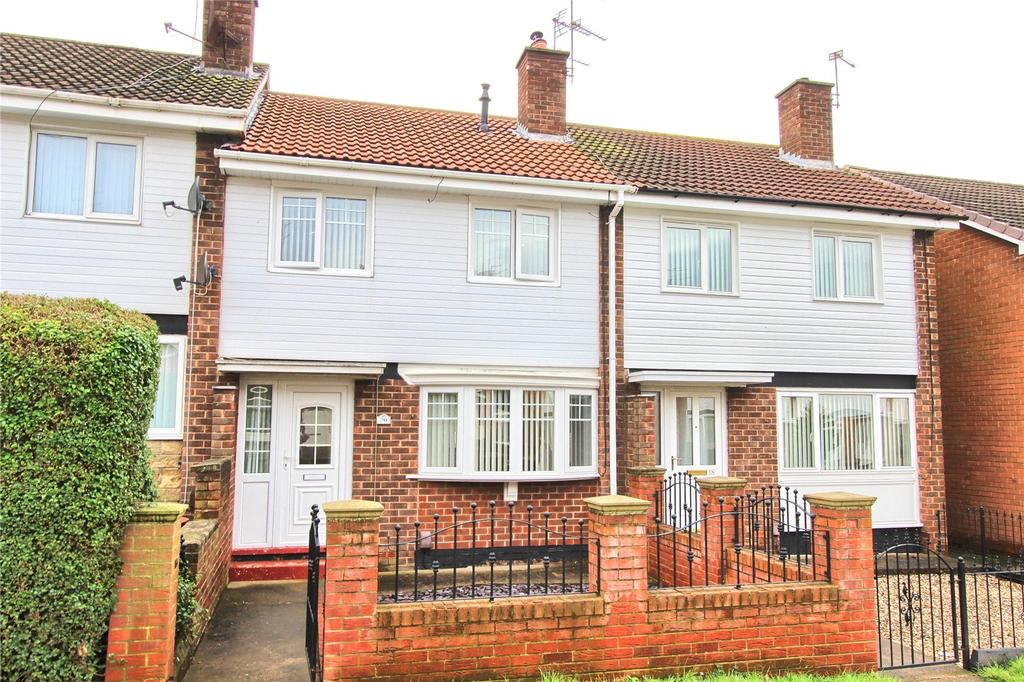 3 Bedrooms Terraced House for sale in Stavely Walk, Ormesby