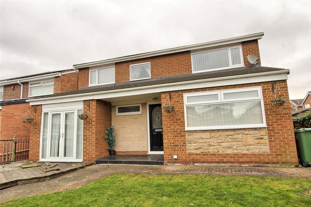 4 Bedrooms Detached House for sale in Chillingham Court, High Grange