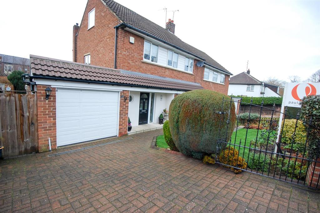 3 Bedrooms Semi Detached House for sale in Lambourne Road, Tunstall, Sunderland