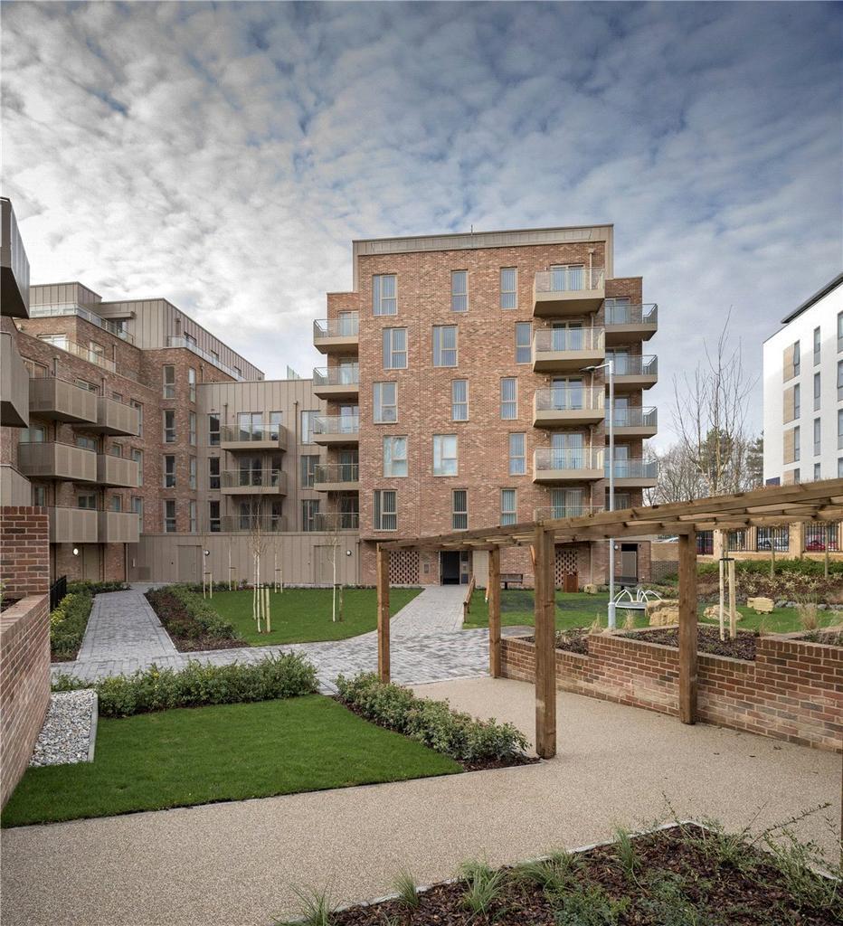 2 Bedrooms Apartment Flat for sale in Magna, Scholars Court, Cambridge, CB2
