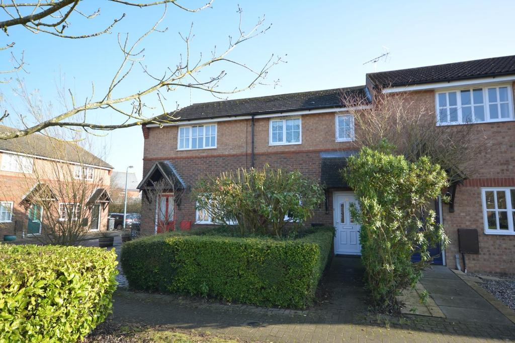 2 Bedrooms Terraced House for sale in Stanstrete Field, Great Notley, Braintree, Essex, CM77