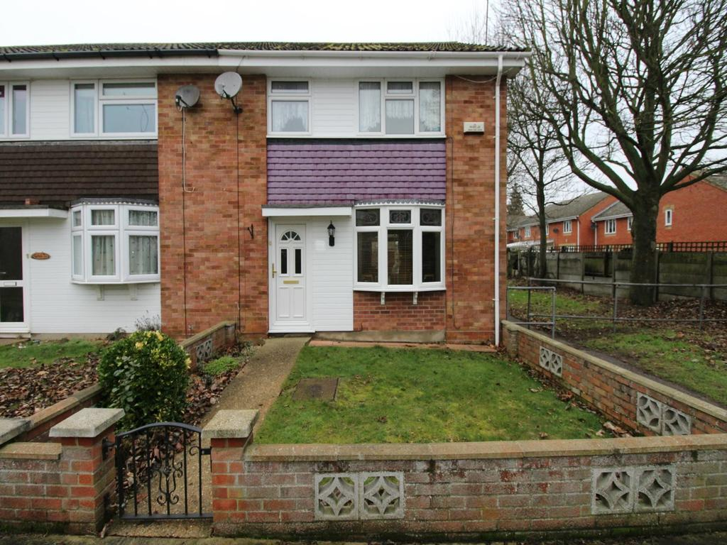 3 Bedrooms End Of Terrace House for sale in Osbert Road, Witham, Essex, CM8