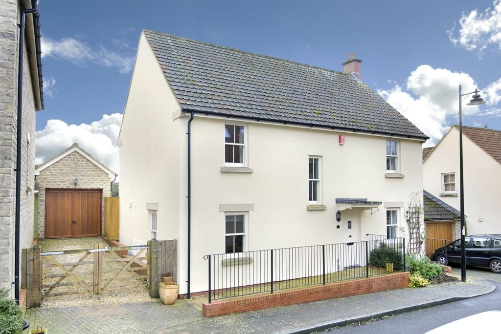 4 Bedrooms Detached House for sale in The Old Brewery, Rode