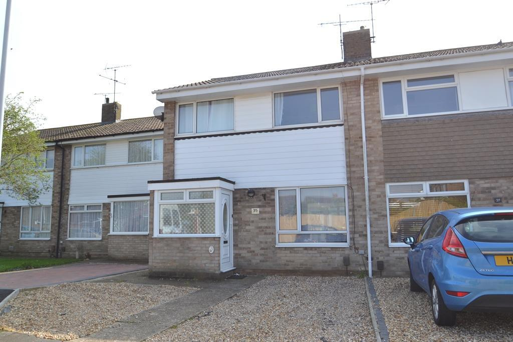 3 Bedrooms Semi Detached House for sale in Newtimber Avenue, Worthing, West Sussex, BN12 6NF