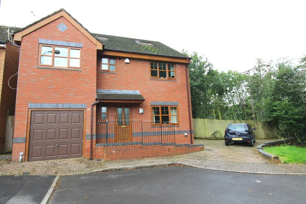 6 Bedrooms Detached House for sale in Maes Y Crofft, Morganstown