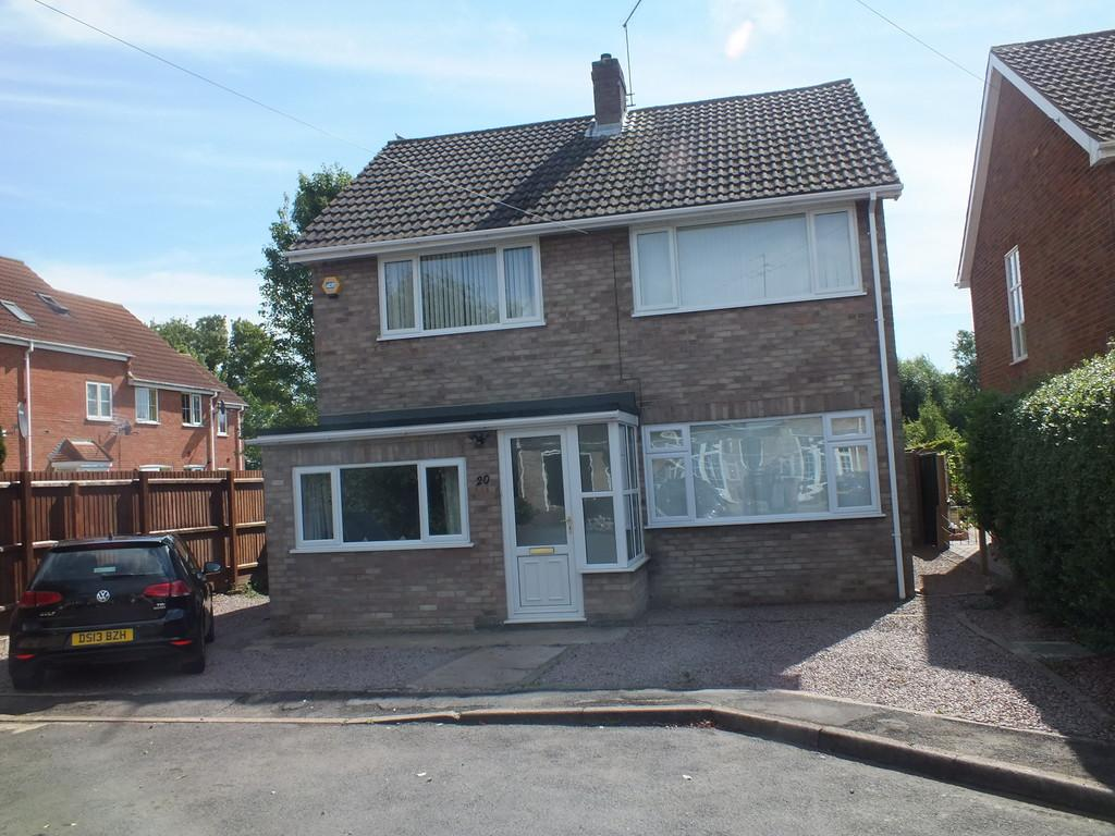 3 Bedrooms Detached House for sale in Lowfields Avenue, Spalding