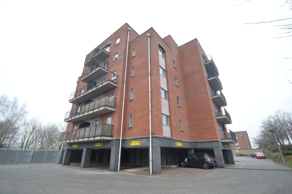2 Bedrooms Apartment Flat for sale in Cantilever Gardens, Station Road, Warrington