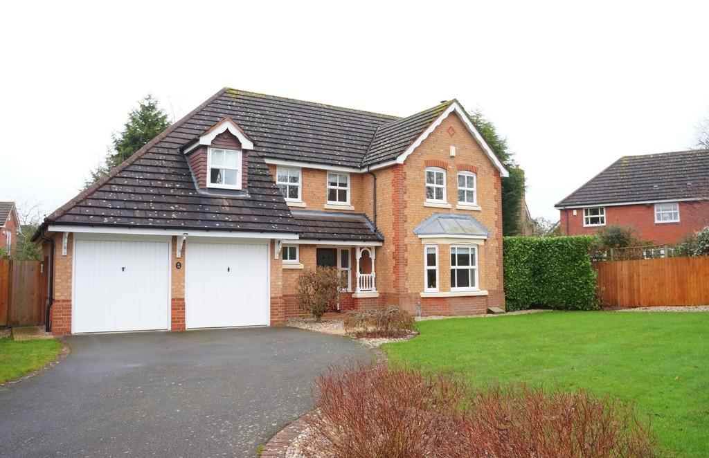 4 Bedrooms Detached House for sale in Lapwing Drive, Hampton In Arden