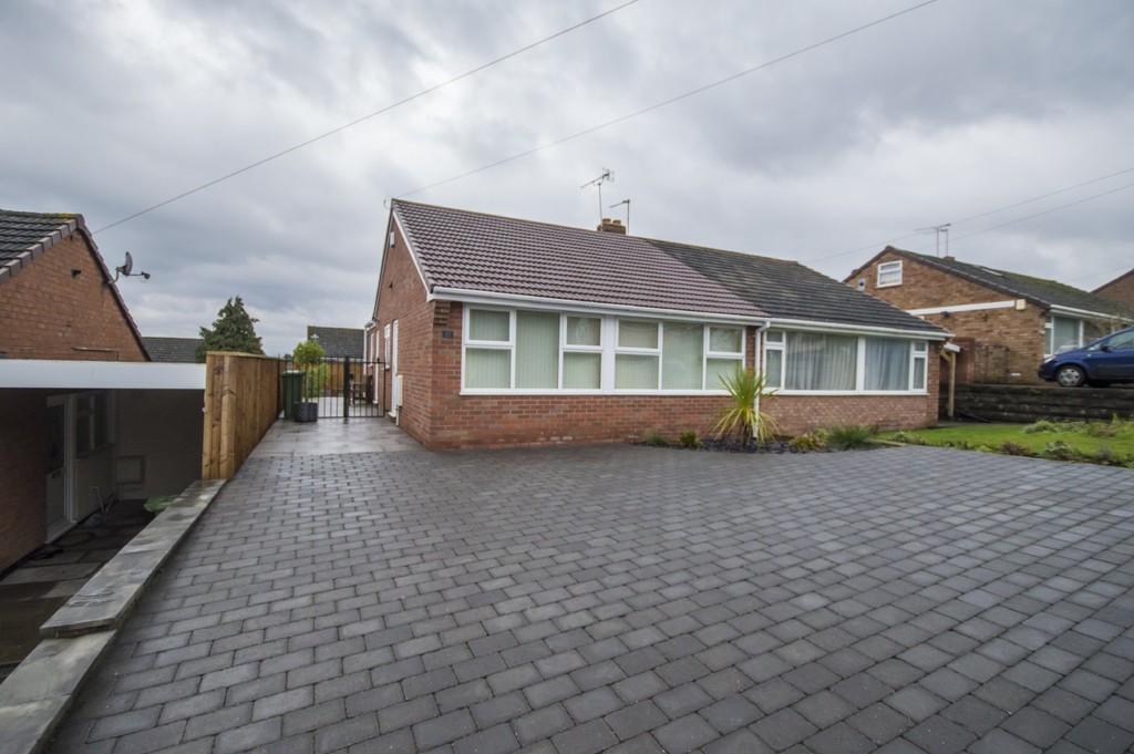 2 Bedrooms Semi Detached Bungalow for sale in Hales Park, Bewdley