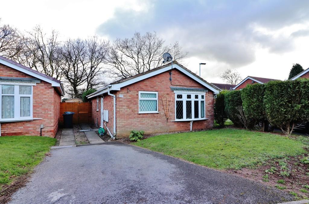 2 Bedrooms Detached Bungalow for sale in Buckden, Wilnecote