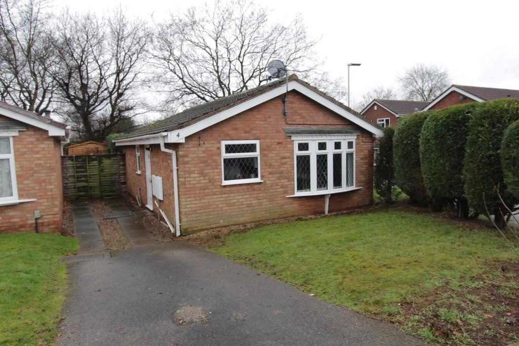 2 Bedrooms Detached Bungalow for sale in Buckden, Wilnecote