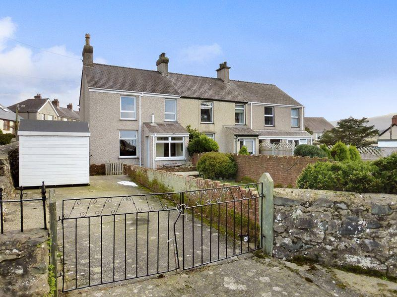 2 Bedrooms End Of Terrace House for sale in Penygroes