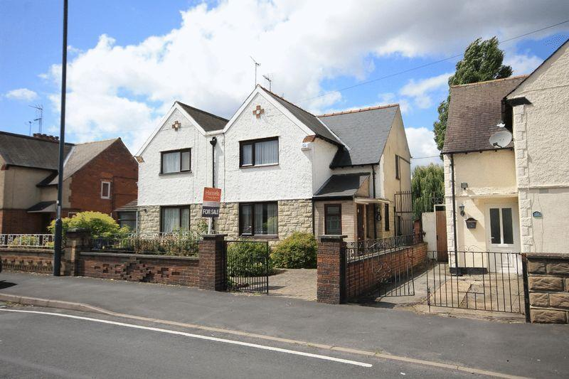 3 Bedrooms Semi Detached House for sale in ABINGDON STREET, ALLENTON