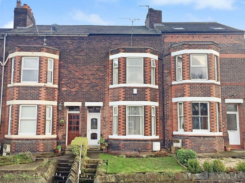 4 Bedrooms Terraced House for sale in Holloway, Higher Runcorn