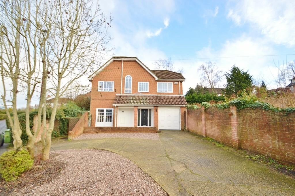 5 Bedrooms House for sale in Sarisbury Green