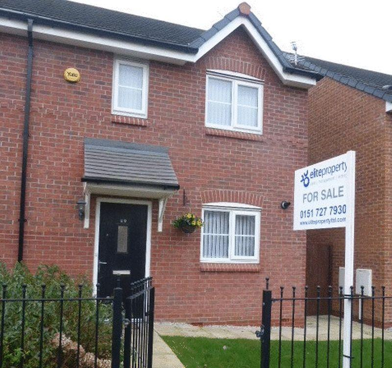 3 Bedrooms House for sale in Addenbrooke Drive, Liverpool
