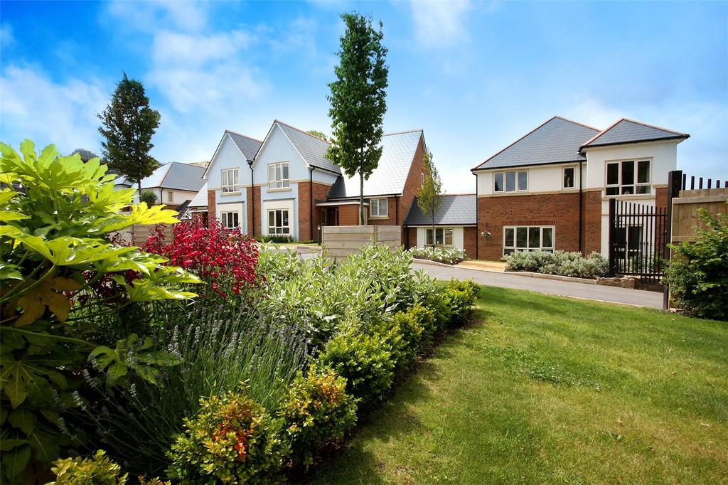 2 Bedrooms Retirement Property for sale in The Elizabeth, Millbrook Village, Topsham Road, Exeter, EX2