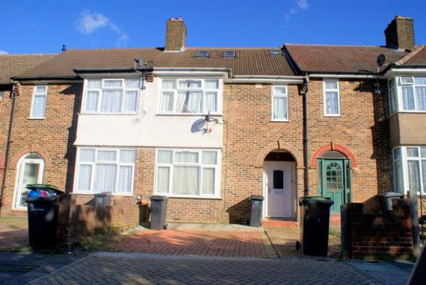 5 Bedrooms Terraced House for sale in South Park Crescent, Catford, SE6
