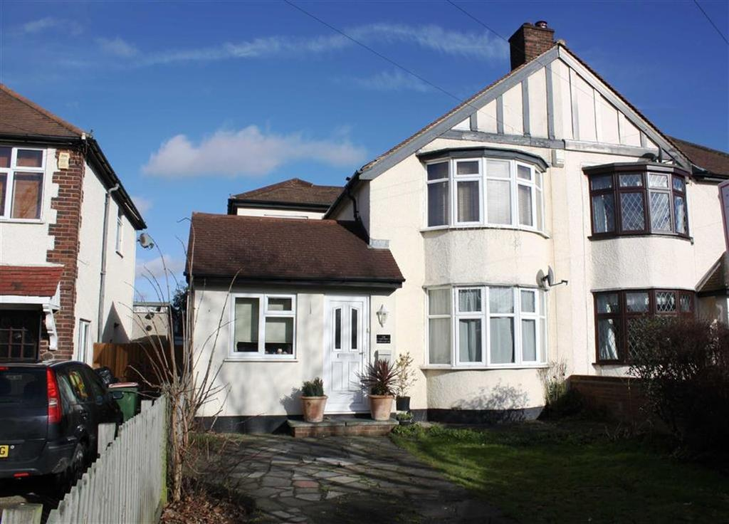 3 Bedrooms Semi Detached House for sale in Southborough Lane, Bromley
