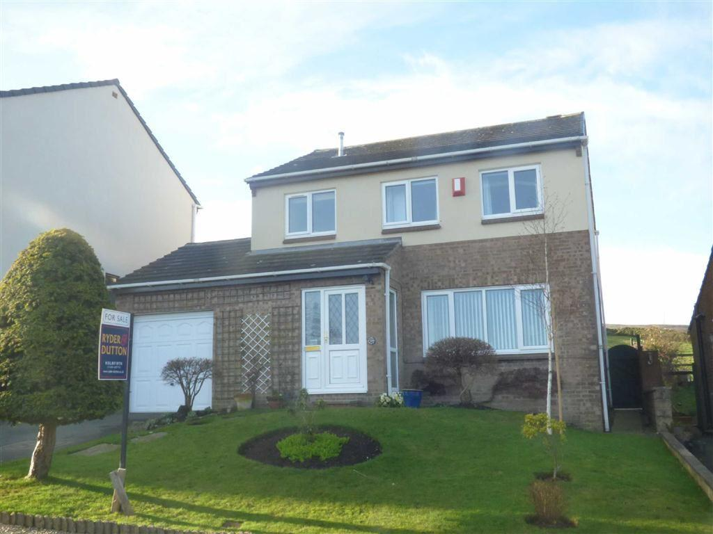 4 Bedrooms Detached House for sale in Hanson Road, Meltham, HOLMFIRTH, West Yorkshire, HD9