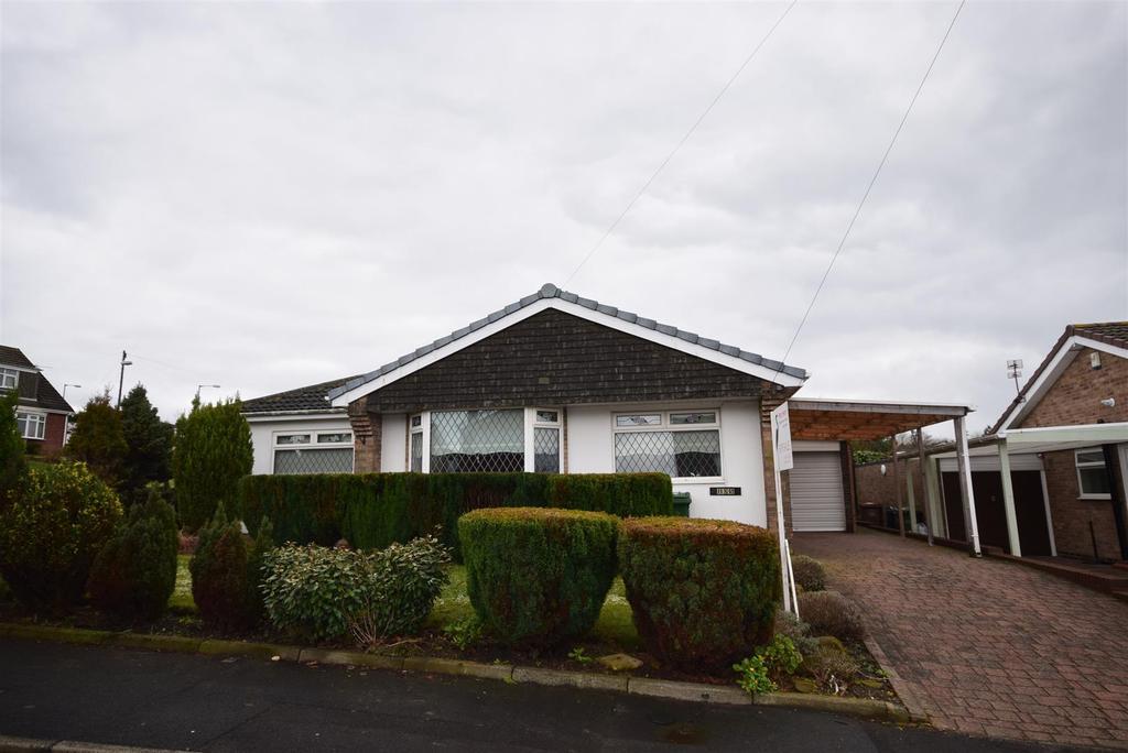 2 Bedrooms Detached Bungalow for sale in Sevenoaks Drive, Sunderland