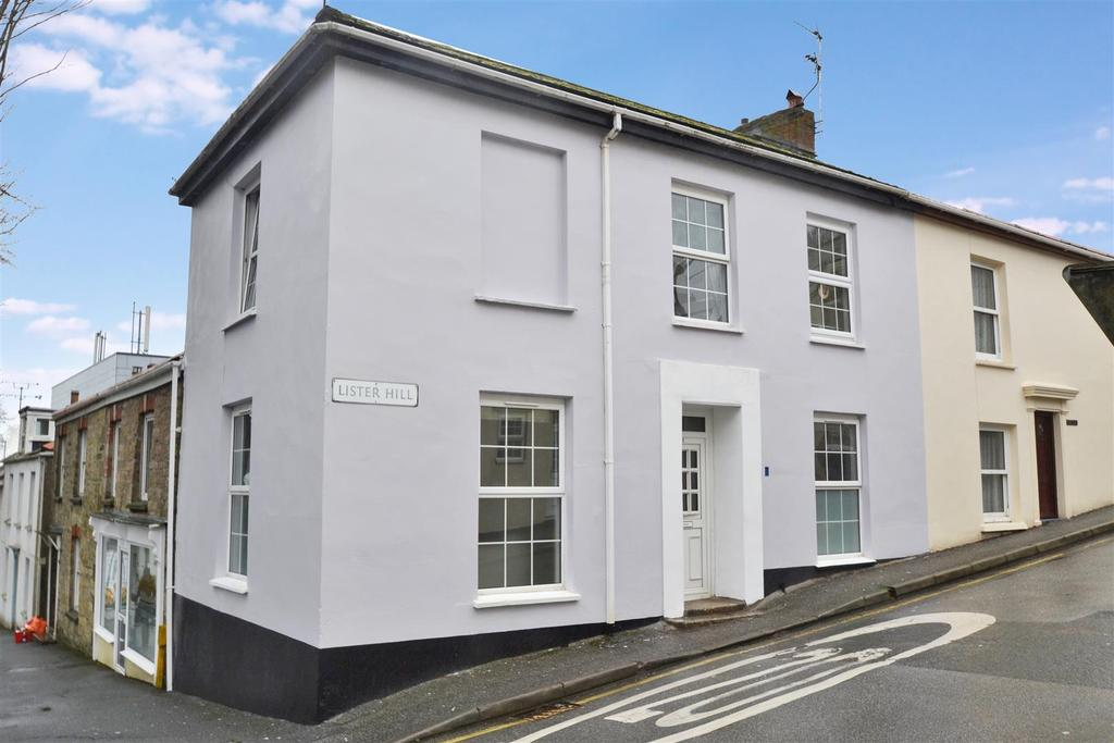 3 Bedrooms End Of Terrace House for sale in Lister Hill, Falmouth