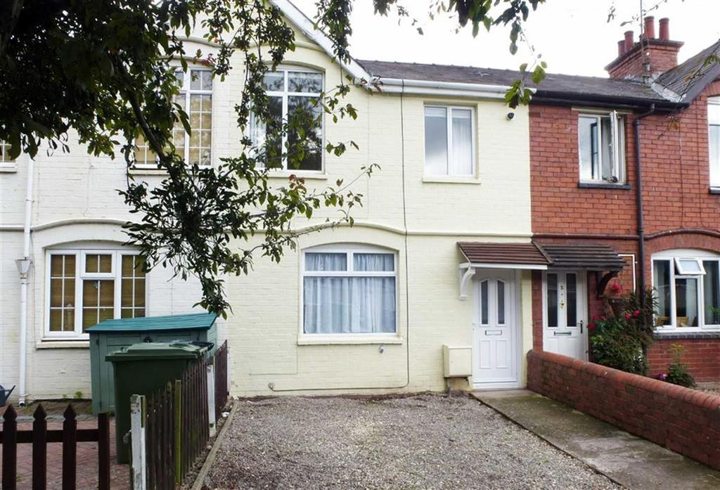 2 Bedrooms Terraced House for sale in Eign Mill Road, NORTH CITY, Hereford