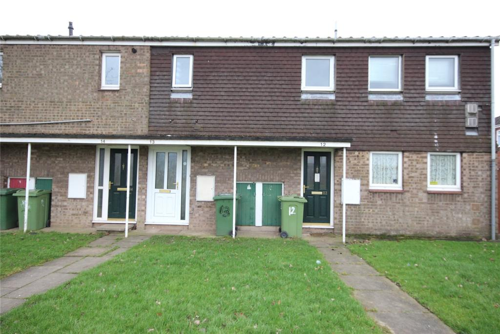 2 Bedrooms Flat for sale in Cranwell Drive, Grimsby, DN37