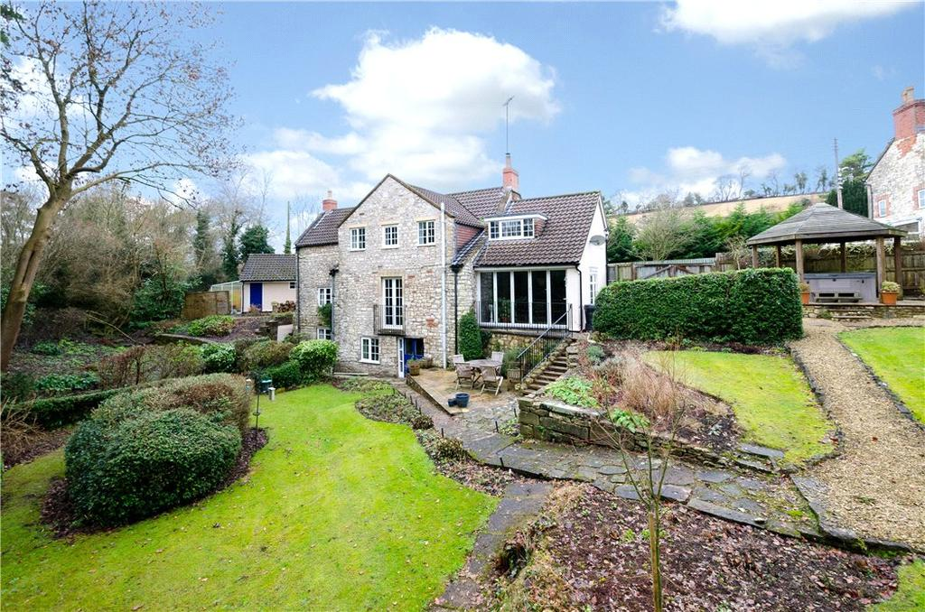 5 Bedrooms Detached House for sale in Red Hill, Camerton, Bath, Somerset, BA2