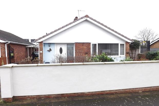 2 Bedrooms Bungalow for sale in Langbank Avenue, Rise Park, Nottingham, NG5