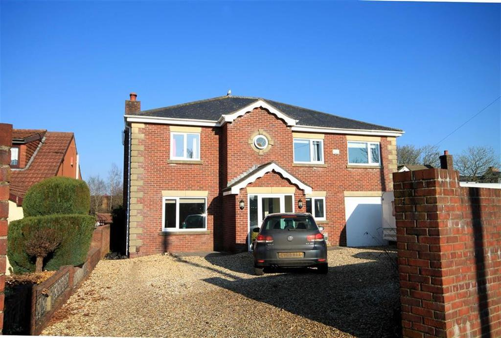 5 Bedrooms Detached House for sale in Highlight Lane, Barry, Vale Of Glamorgan