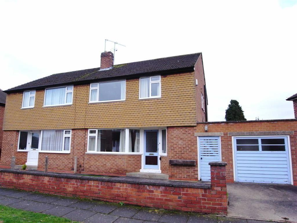 3 Bedrooms Semi Detached House for sale in Carroll Road, Darlington