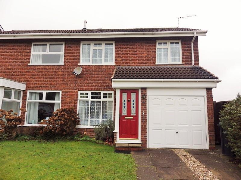3 Bedrooms Semi Detached House for sale in Portsdown Road, Halesowen