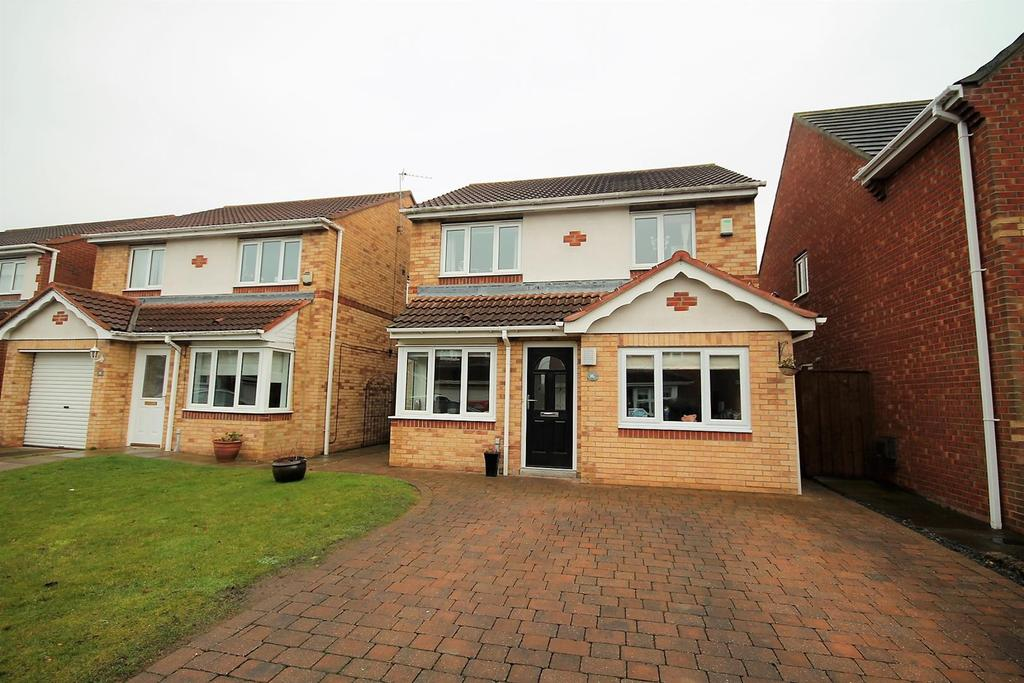3 Bedrooms House for sale in Melrose Drive, Low Hartburn, Stockton-On-Tees