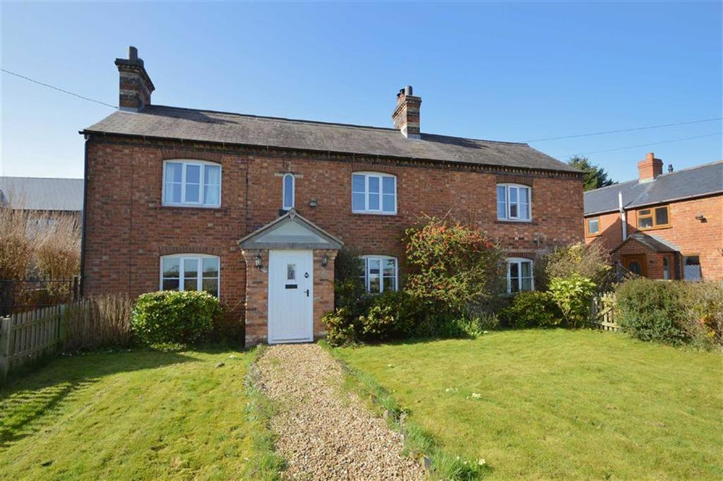 4 Bedrooms Detached House for sale in Wem Road, Harmer Hill, Shrewsbury