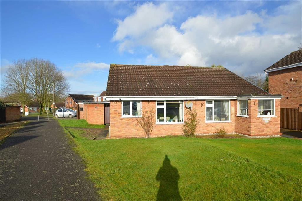 2 Bedrooms Semi Detached Bungalow for sale in Lythwood Road, Bayston HIll, Shrewsbury