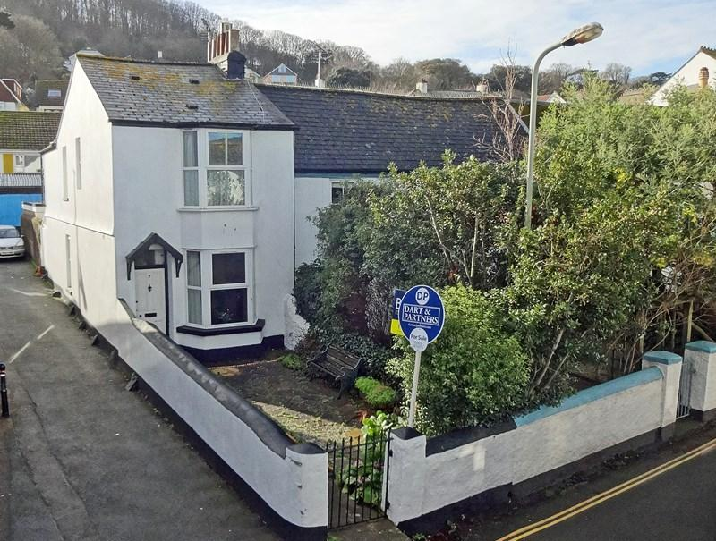 3 Bedrooms Cottage House for sale in Fore Street, Shaldon, Teignmouth