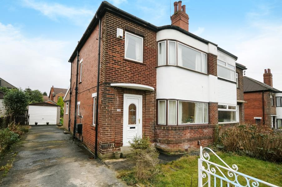 4 Bedrooms Semi Detached House for sale in PARKSTONE AVENUE, LEEDS, LS16 6EN