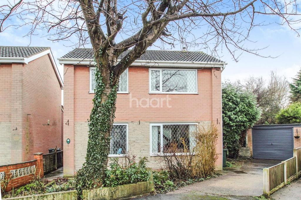 4 Bedrooms Detached House for sale in Doncaster