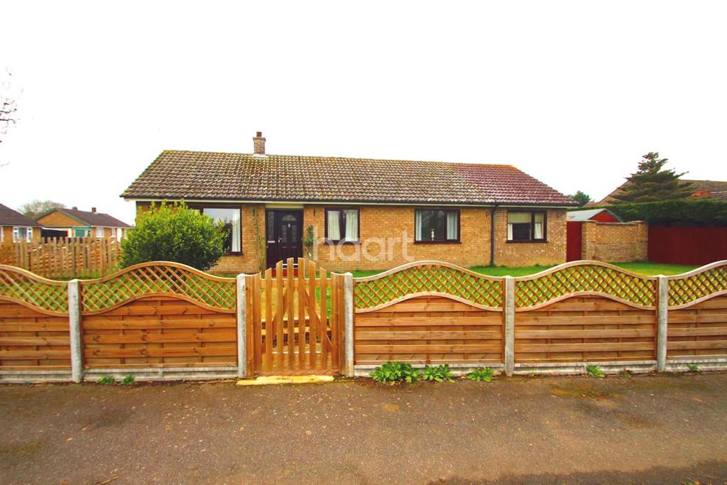 4 Bedrooms Bungalow for sale in North Lawn, Southery