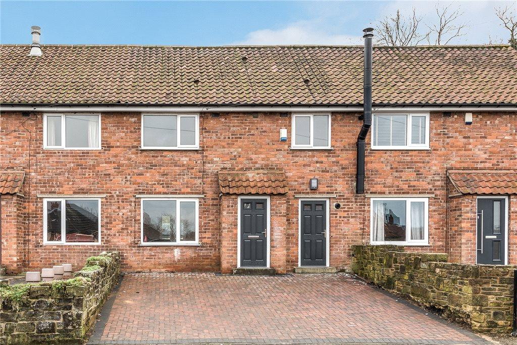 3 Bedrooms Terraced House for sale in Brookside, Collingham, Wetherby, West Yorkshire