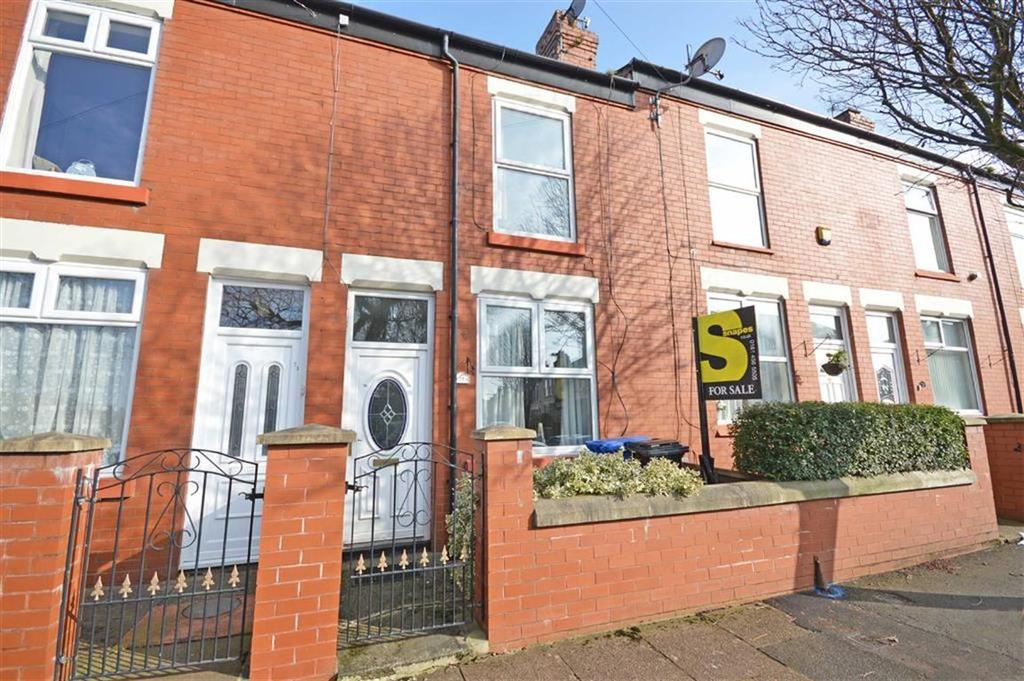 2 Bedrooms Terraced House for sale in Kimberley Street, Shaw Heath, Cheshire