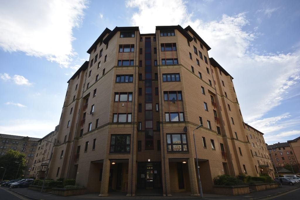 2 Bedrooms Flat for sale in Chancellor House, 4 Parsonage Square, Merchant City, Glasgow, G4 0TH